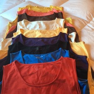 9 Coldwater XL Tops/ Theree Tank Tops